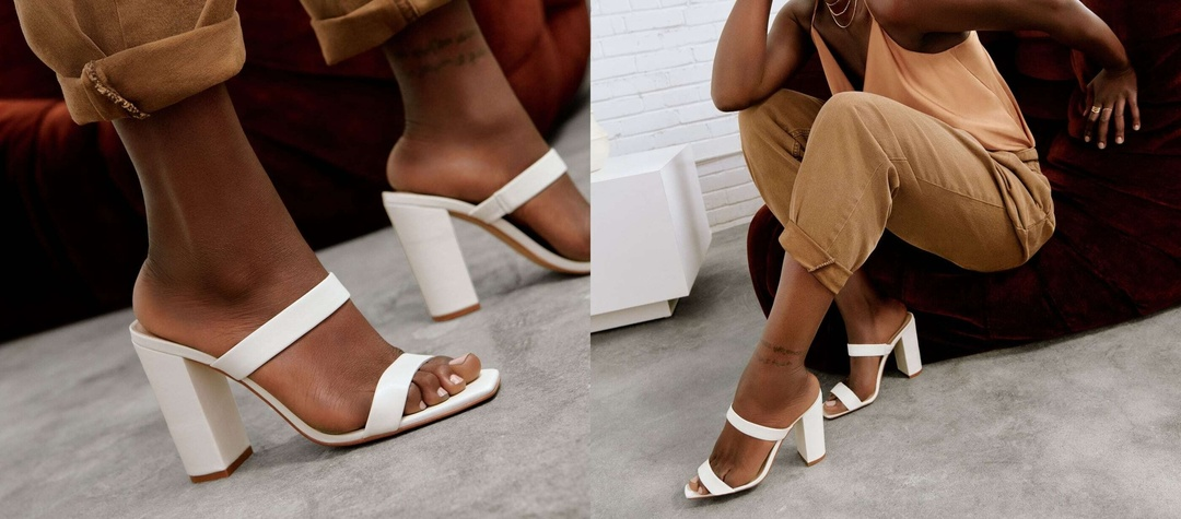 Look by treceefabulous featuring Impressed Lace Up Sandal