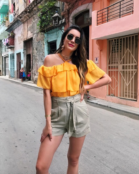 #summerstyle #lookoftheday #currentlywearing #todaysdetails #getthelook #wearitloveit #hm #cuba