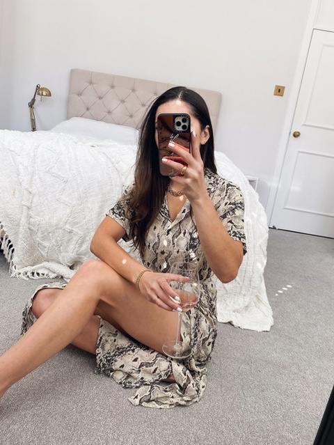mmer dresses that work for day, night and the beach! Love a snakeskin print 🐍 #shopstylevollective #myshopstyle #summerstyle