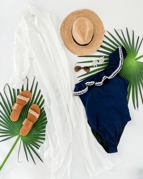 p details there! Bring on the sunshine ☀️ 🌴 🍹  .  #ShopStyle #MyShopStyle #LooksChallenge #Flatlay #Lifestyle #TrendToWatch