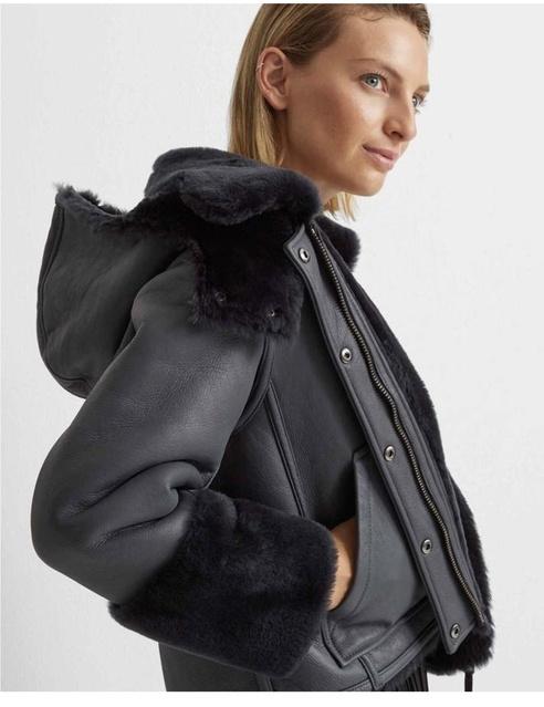 #shearling #winterwear