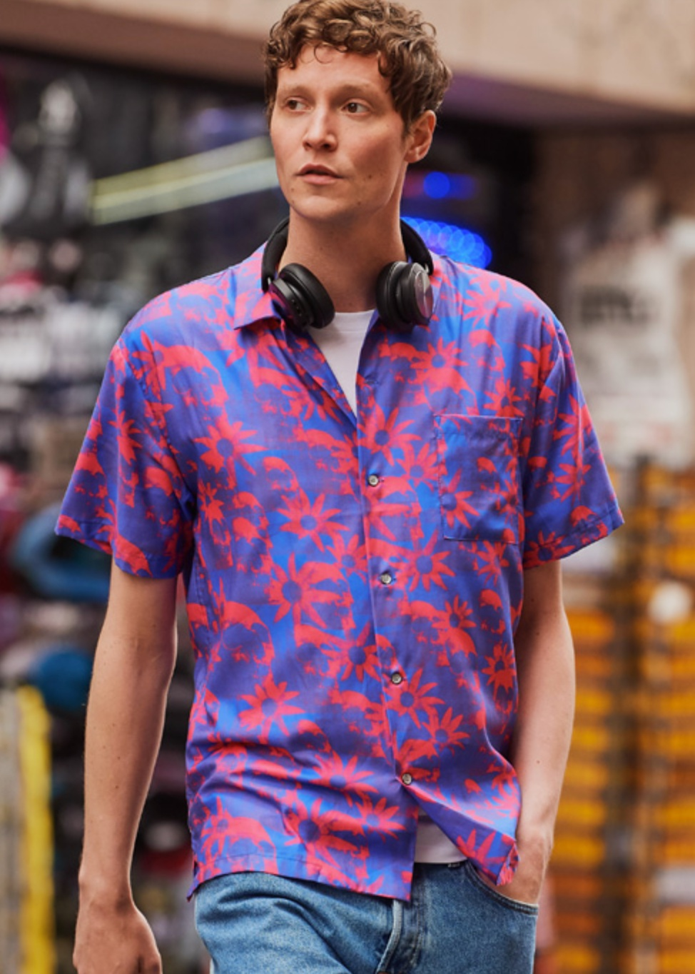 The Coolest Patterned Shirts for Summer
