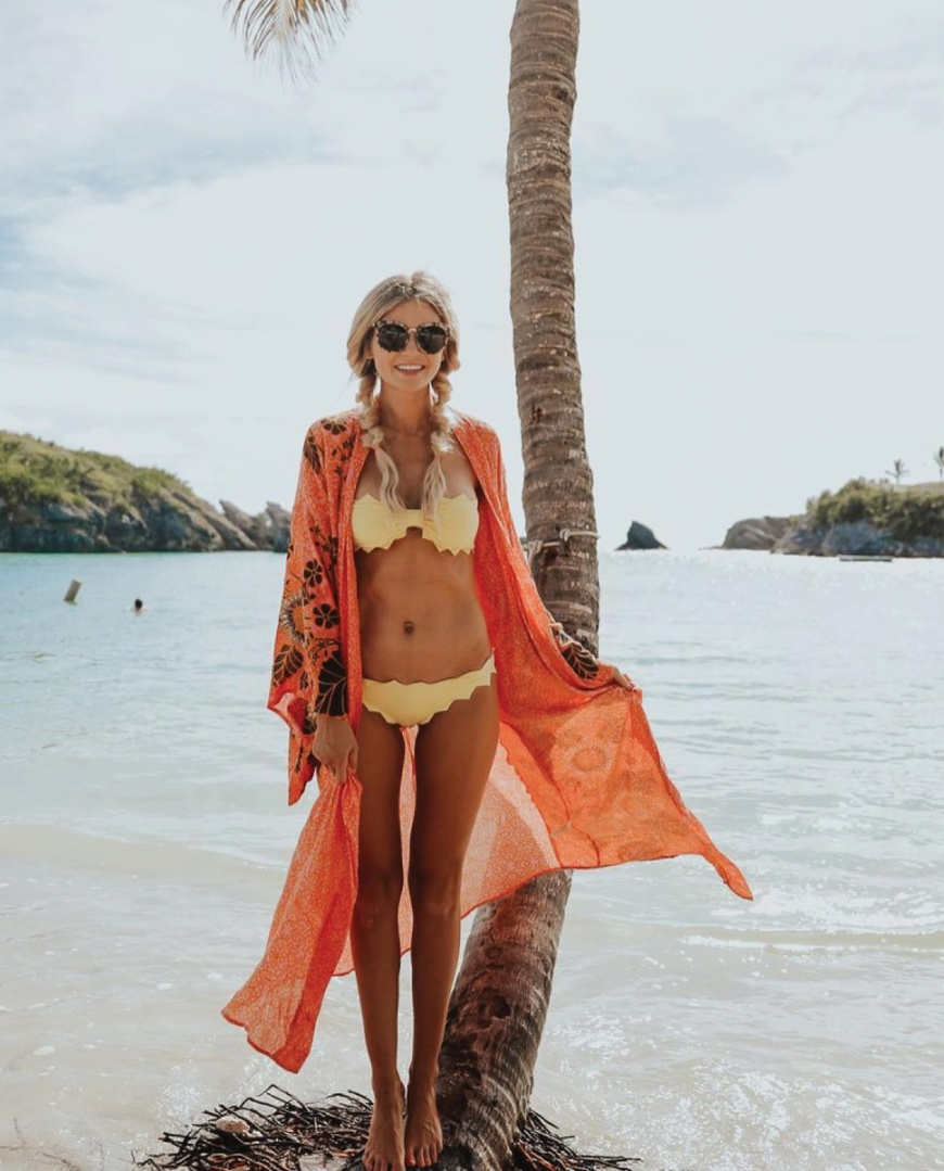 59c65e66aa The Chicest Beach Cover-ups