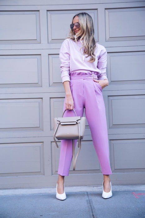 Spring Style Guide: The Color Purple