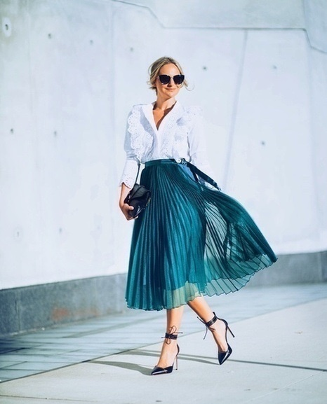 Holiday Style Guide: Pleats Party
