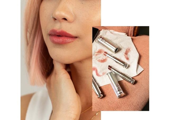 ingdales via ShopStyle.  http://francislola.com/2019/04/stellar-shine/ #ad #DiorBeauty #lipstick #DiorMakeup #beauty #lippies