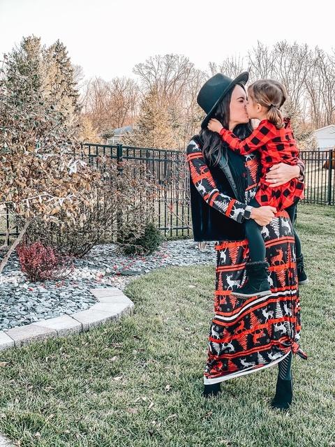 g #holidaylooks #minimestyle #mommyandmeoutfit #matchingwithmymini #likemommy #mommyandmedress #mommyandme #holidaystyleinspo