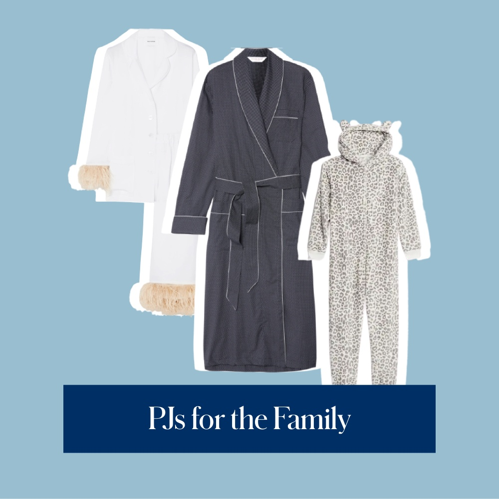 The Best Pajama Sets from John Lewis, The White Company, Sleeper And More
