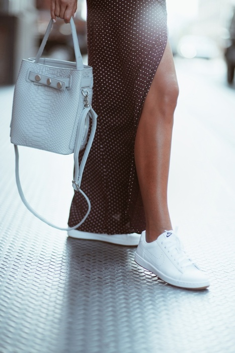 Style Guide: Summer Sneakers Round Up