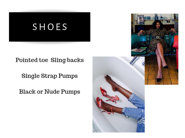 Sling backs and toe strap shoes don't just look great, but they are timeless classics. #shoeenvy #classy #classicstyle