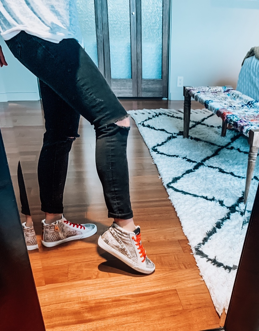 Steve Madden Sneakers by heidilynn-20
