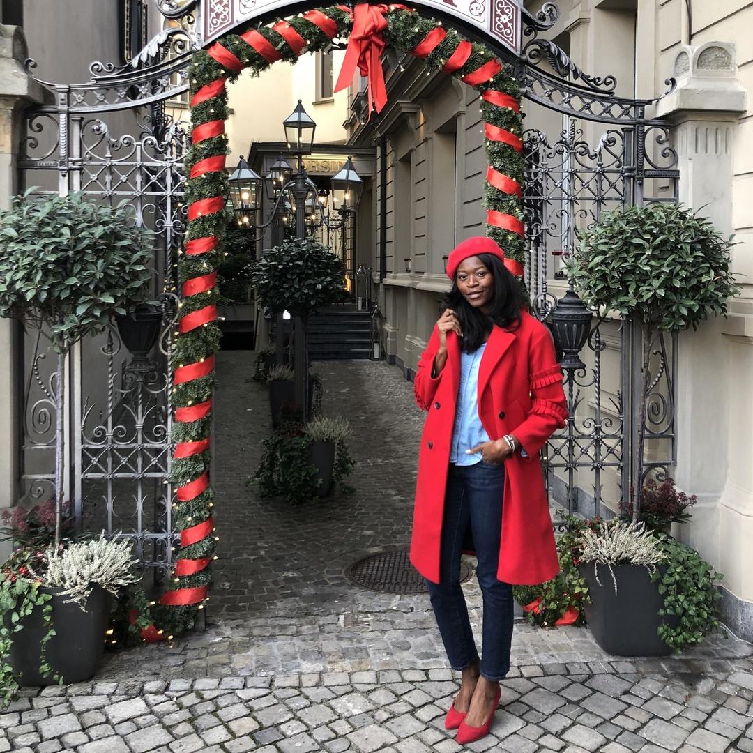 g🛍. #tall #tallfashion #holidaystyle #redoutfit #ShopStyle #MyShopStyle #LooksChallenge #ContributingEditor #Winter #Holiday
