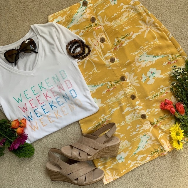 e as you're walking about. #myeastcoaststyle #fashionblogger #pghfashionblogger #summerstyle #ShopStyle #MyShopStyle #Flatlay