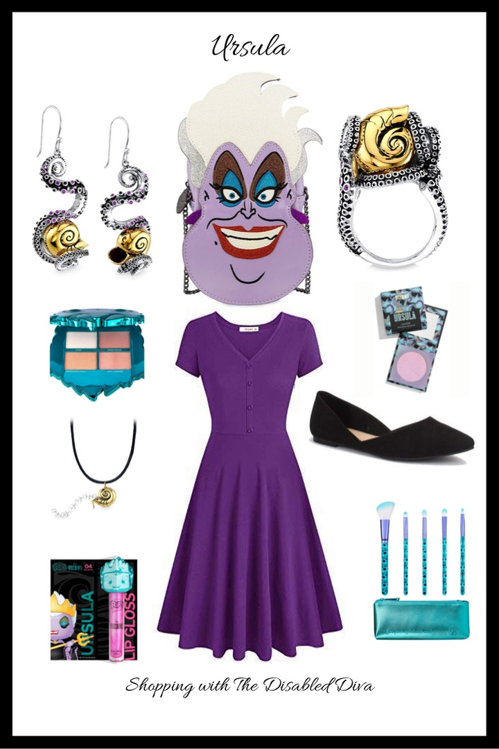 Look by TheDisabledDiva featuring Ursula Crossbody Bag by Danielle Nicole