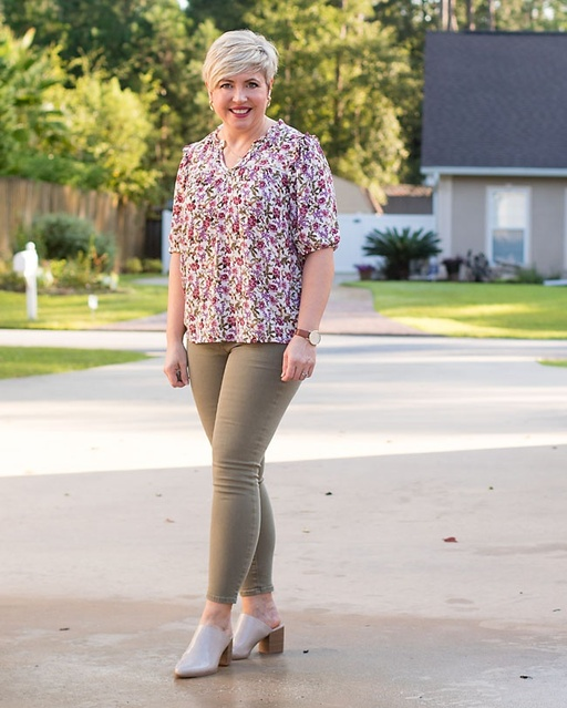 Start at the Top/ Fall Tops to Love #ShopStyle #MyShopStyle #fallstyle #fashionover40