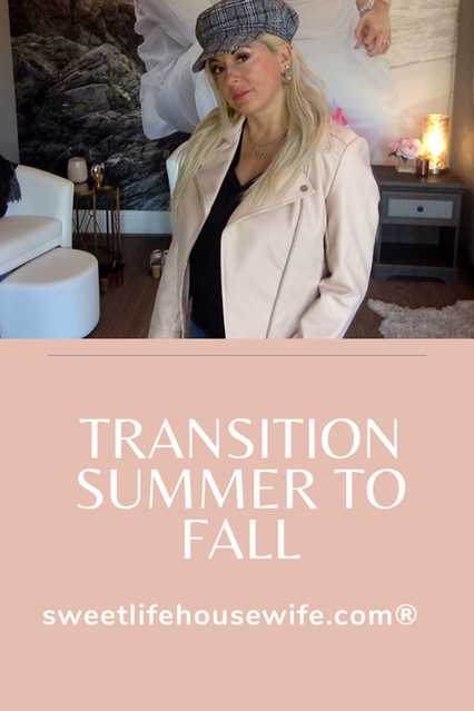 Outfits for Summer to Fall
