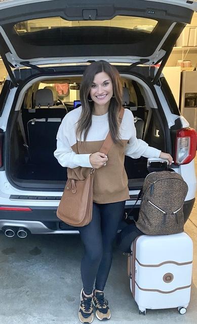 ater and leggings.  #justpostedblog #ShopStyle #shopthelook #MyShopStyle #OOTD #LooksChallenge #ContributingEditor #Lifestyle