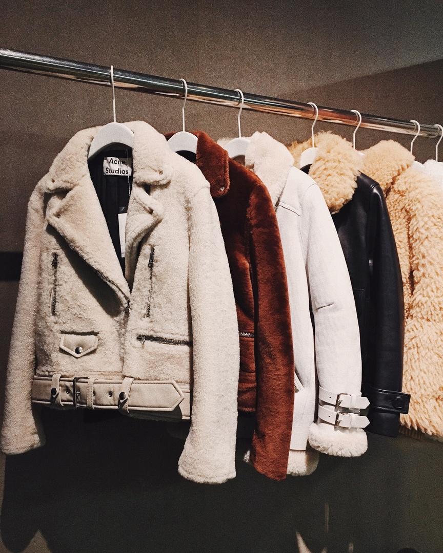 ACNE STUDIOS perfect winter jackets    #ShopStyle #MyShopStyle #ssCollective #ShopStyleFestival #lookoftheday #currentlywearing #wearitloveit #getthelook #todaysdetails #shopthelook #jackets #outerwear #acne #acnestudios #shearling #bikerjacket #cozy #winterfashion #bundleup #fauxleather