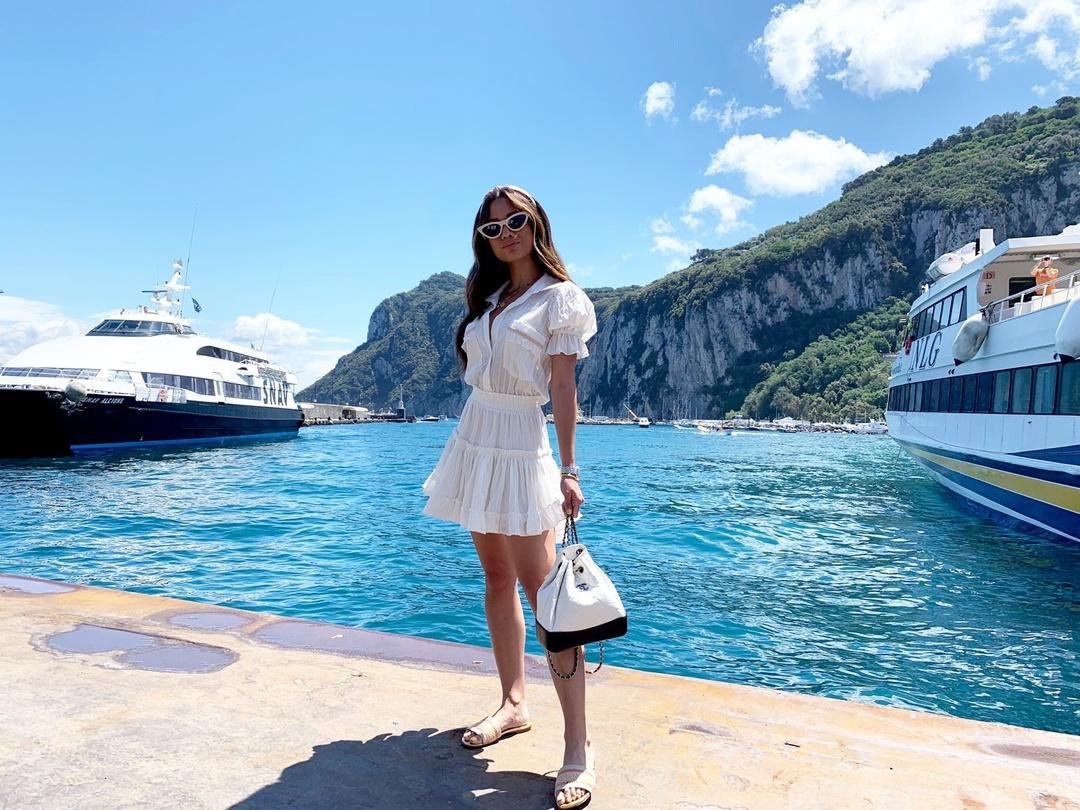 The perfect little white dress!       #ShopStyle #MyShopStyle #Holiday #Lifestyle #Vacation #Travel