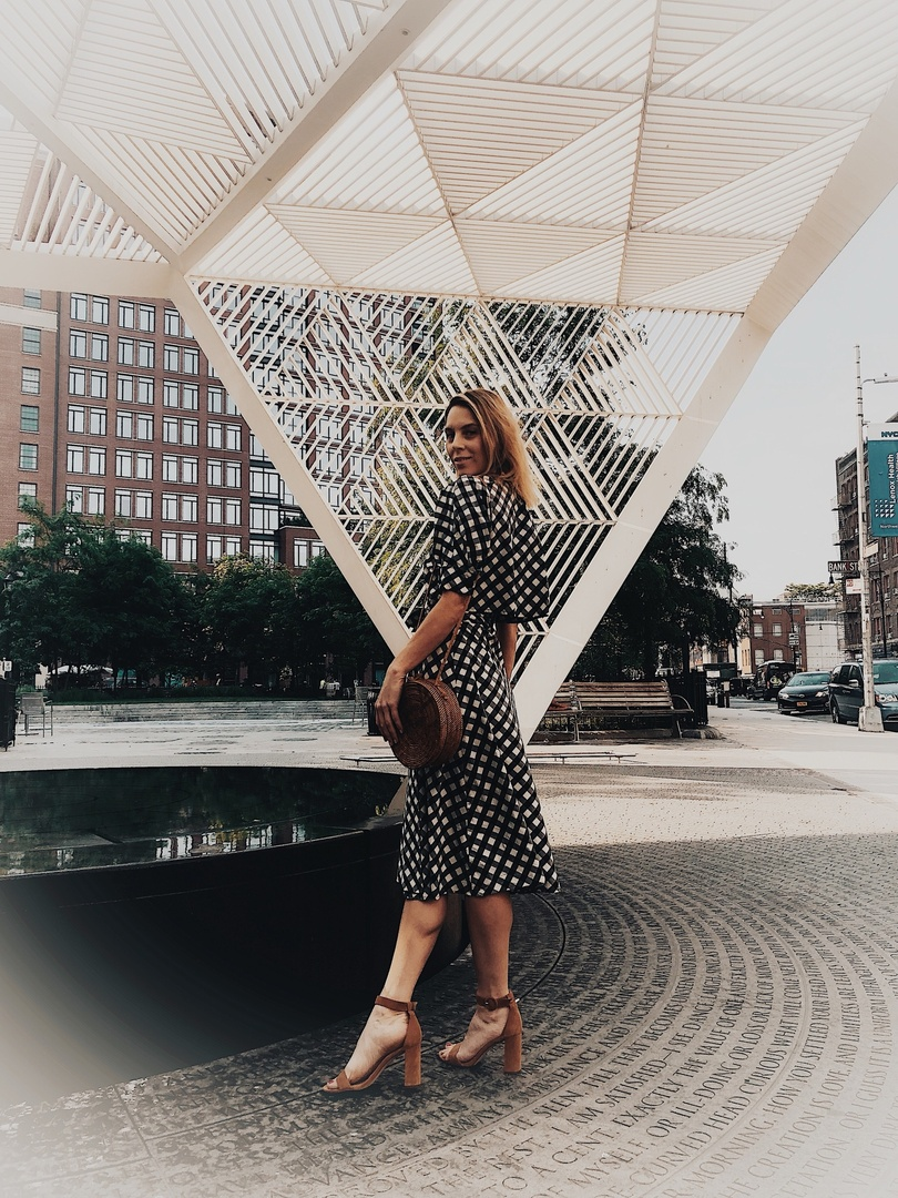 Gingham Style #ShopStyle #shopthelook #SpringStyle #SummerStyle #MyShopStyle #NYFW #DateNight #OOTD