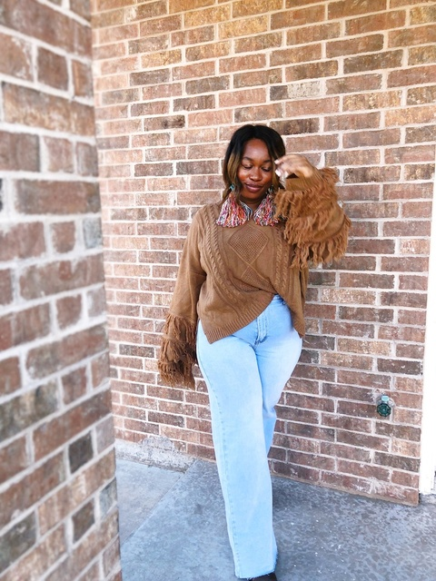 ftest, warmest sweater pairs well with the comfiest jeans(;  #ShopStyle #MyShopStyle #LooksChallenge #Lifestyle #TrendToWatch