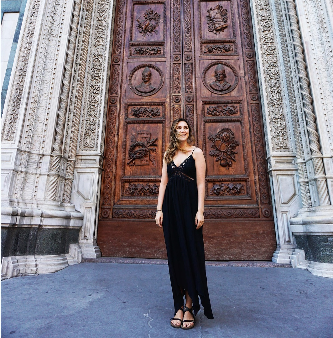r our 10+ miles days walking around Italy! #italy #florence #firenze #duomo #ShopStyle #shopthelook #SummerStyle #birkenstock