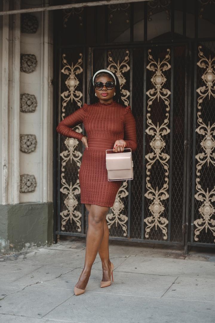 Look by Niké Ojekunle featuring LELE SADOUGHI Pearl headband