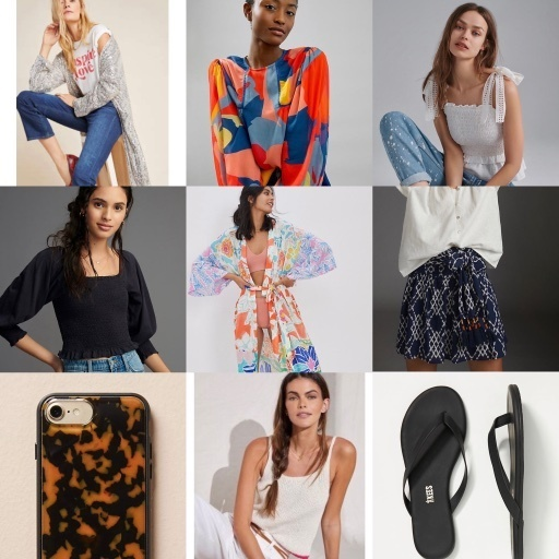 Anthropologie | 20% off sale