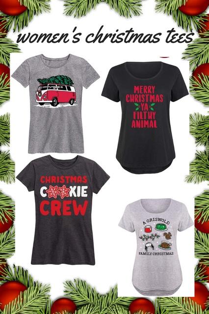 re, Elf, Home Alone, Grinch, Christmas truck.  Hallmark Christmas movies  #ShopStyle #christmas #tees #holidays #tistheseason