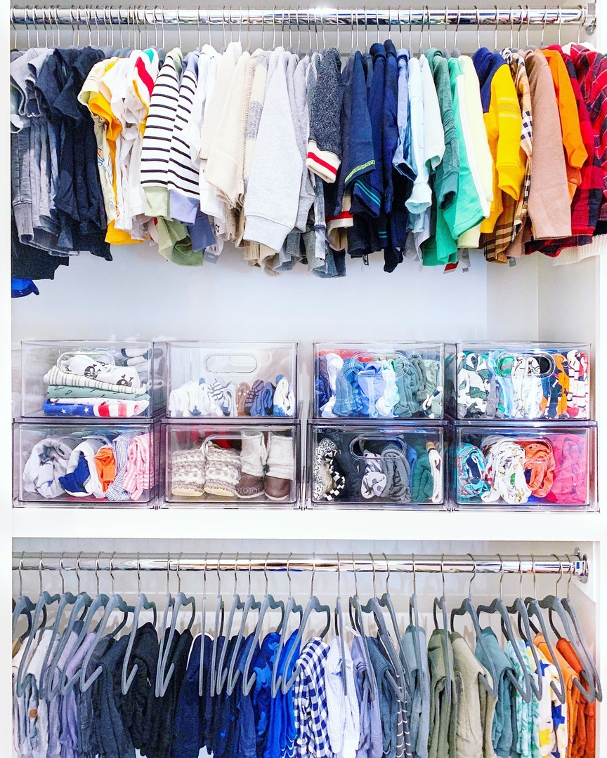 Fashion Look Featuring Container Store Kids' Nursery, Clothes and Toys and Container Store Kids' Nursery, Clothes and Toys by thehomeedit - ShopStyle