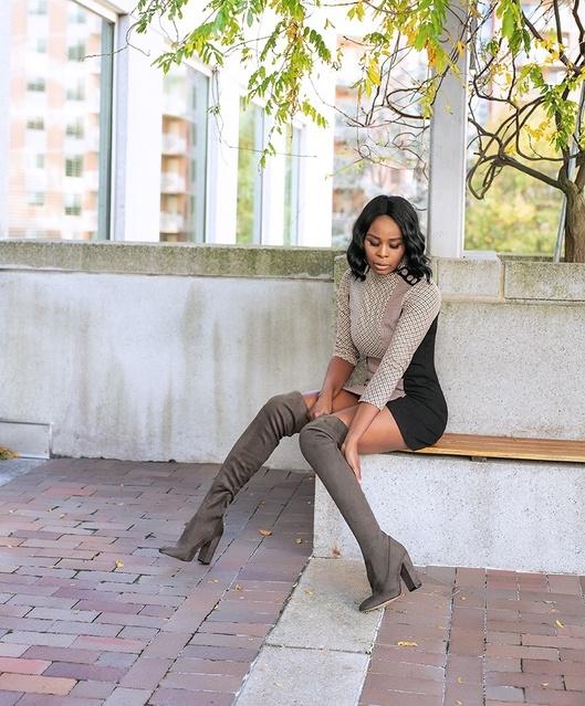 glam2greatness in heels