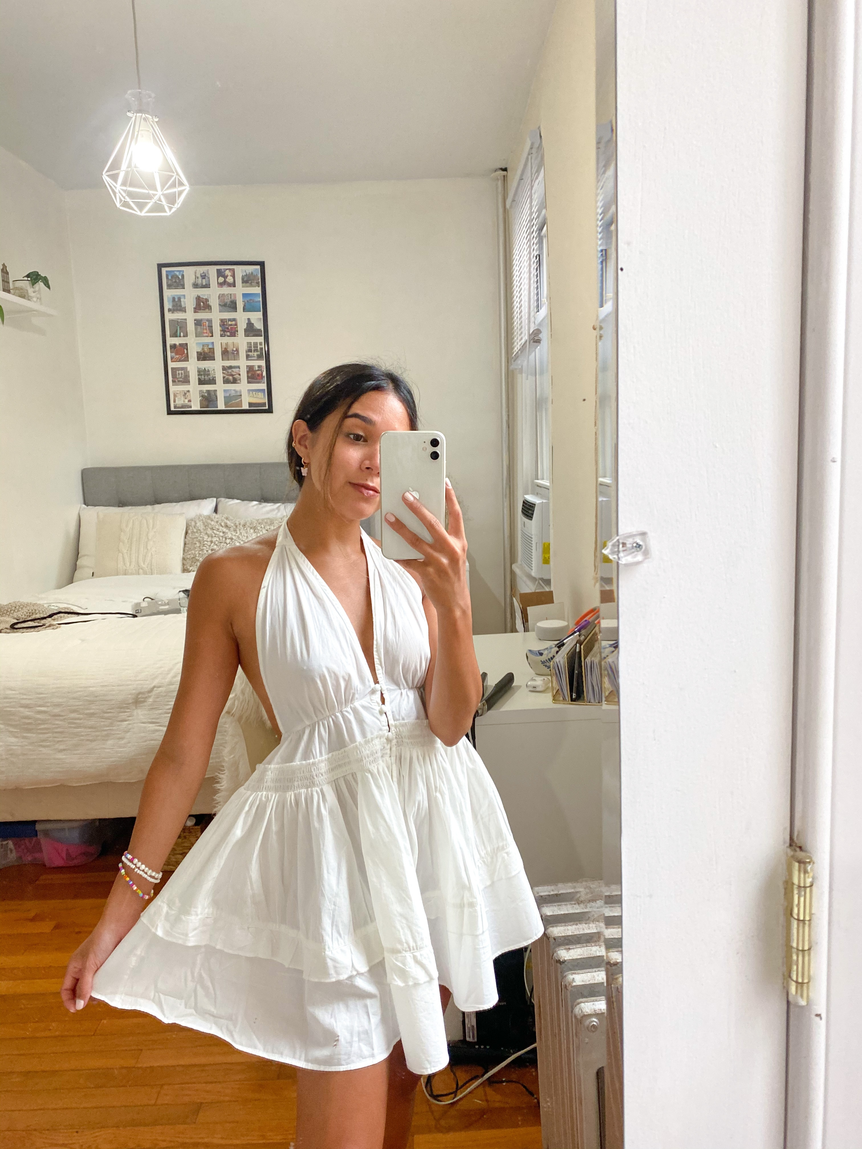 The White Party Dresses Your Winter Wardrobe Needs