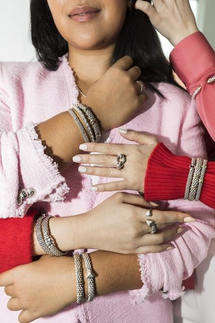 We love #lagos jewelry! #kritys #jewelry