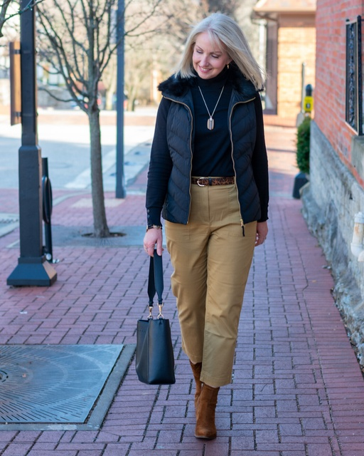 rtleneck and sock booties! #dressedformyday #ShopStyle #MyShopStyle #LooksChallenge #ContributingEditor #Winter #TrendToWatch