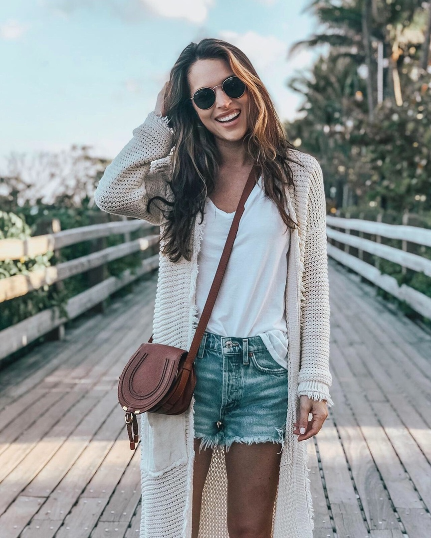 A Gold E vintage shorts  #ShopStyle #shopthelook #SummerStyle #BeachVacation
