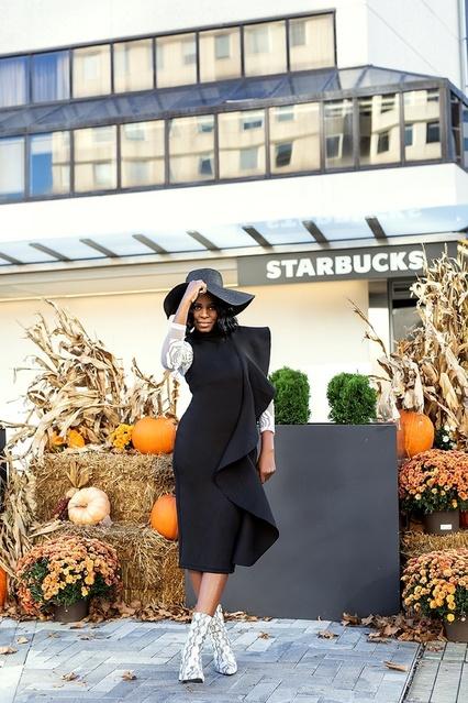 Authentic Fall Fashion Pumpkin