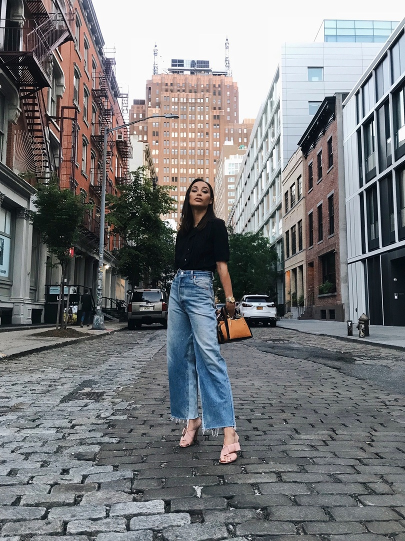 #ootd #getthelook #summerstyle #streetstyle #nyc #travel #carasantana