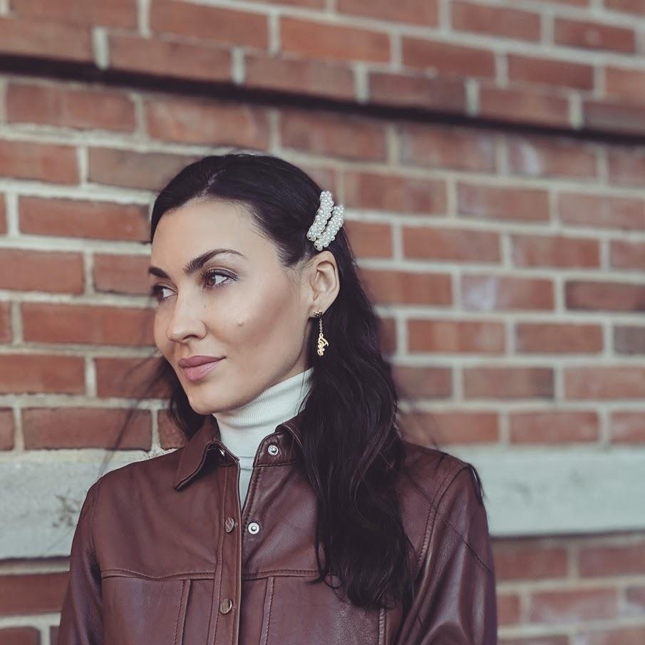Look by Yana Echko featuring Nadine Hair Clip