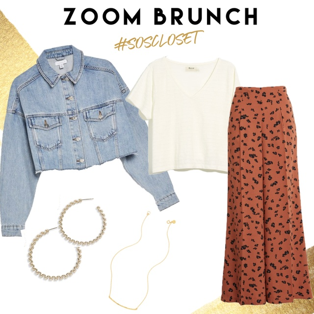 Zoom Brunch #SOSCLOSET