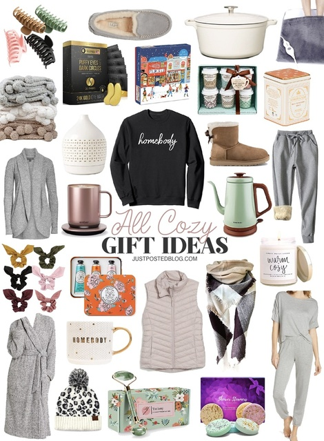 All Cozy Gift Guide Ideas!