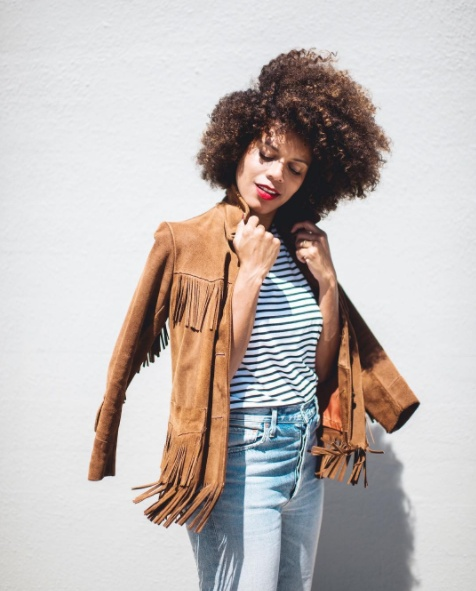 Fringe It Out: The Funky Fall Trend We're Loving!