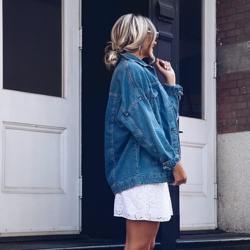 Style Guide: The Jean Jacket