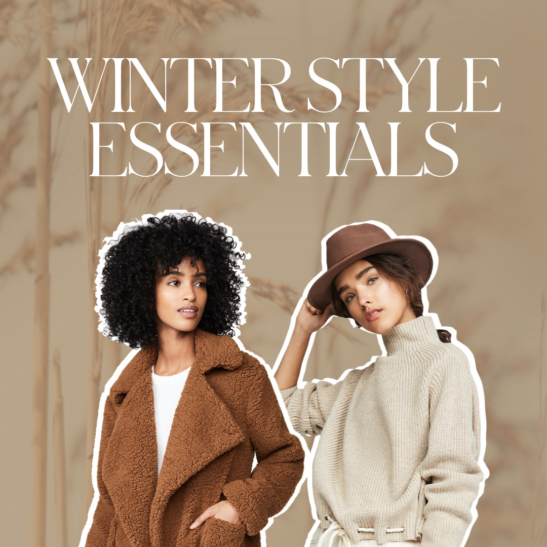 Winter Style Essentials For Every Budget
