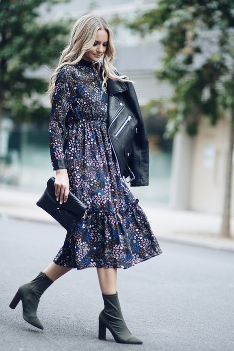 Fall Into Florals