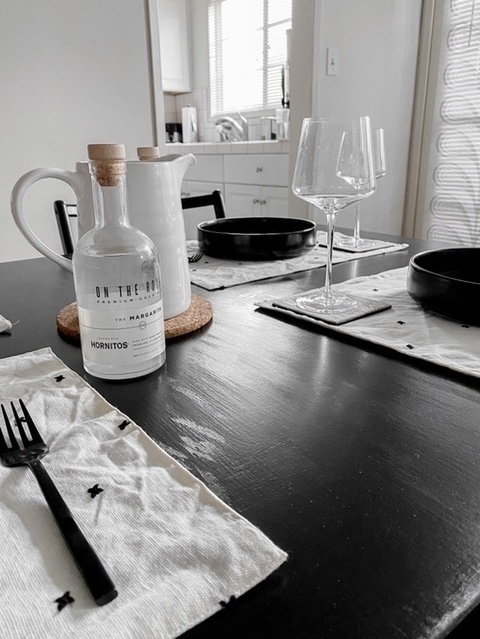 On The Table #Party #Lifestyle #homedecor #Interiordesign #diningtable #kitchentable