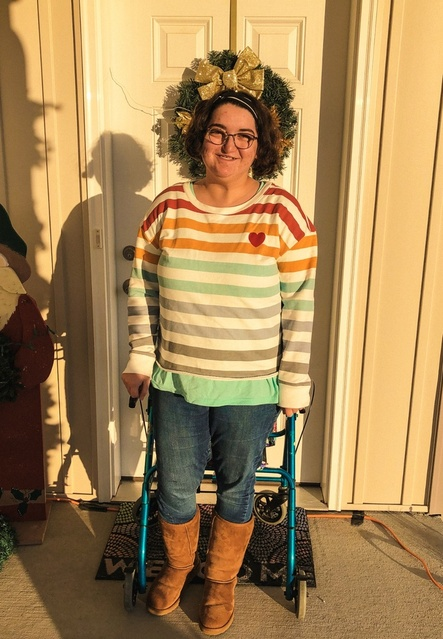 Love this fun striped sweatshirt   #ShopStyle #MyShopStyle