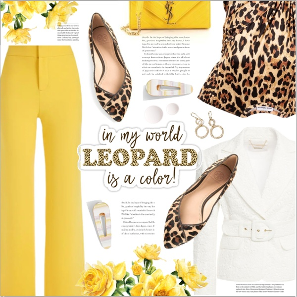 ed with bright cheerful yellow- Perfect pieces for Spring & Summer! #ShopStyle #MyShopStyle #Flatlay #Lifestyle #TrendToWatch