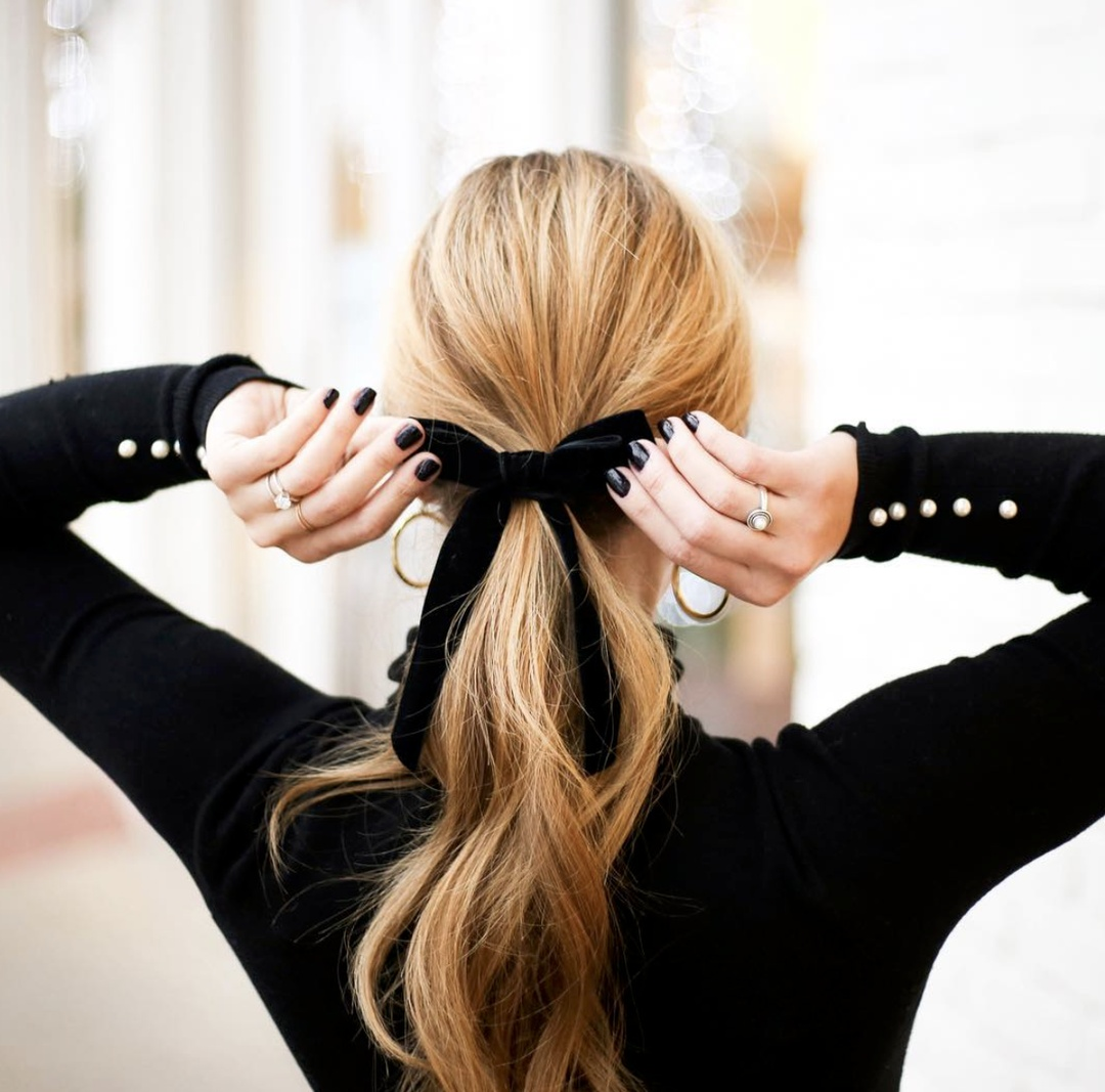 Fashion Look Featuring J Crew Hair Accessories And