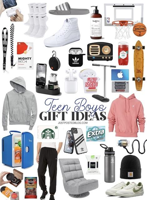 Christmas Gift Ideas for Teen Boys
