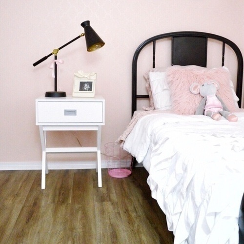 p My Home. . #shopthelook #ShopStyle #industrialbedroom #industrialgirl #girlsbedroom #bedroominspo #pinkroom #industrialbed